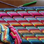 Apache Tears Stitch Crochet Tutorial