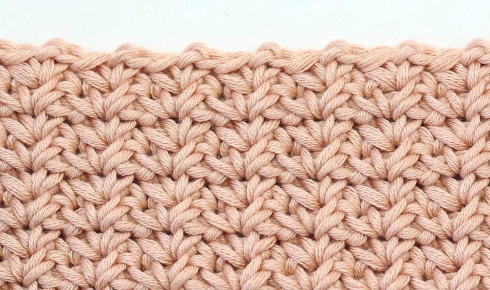 The Spider Stitch Crochet Tutorial