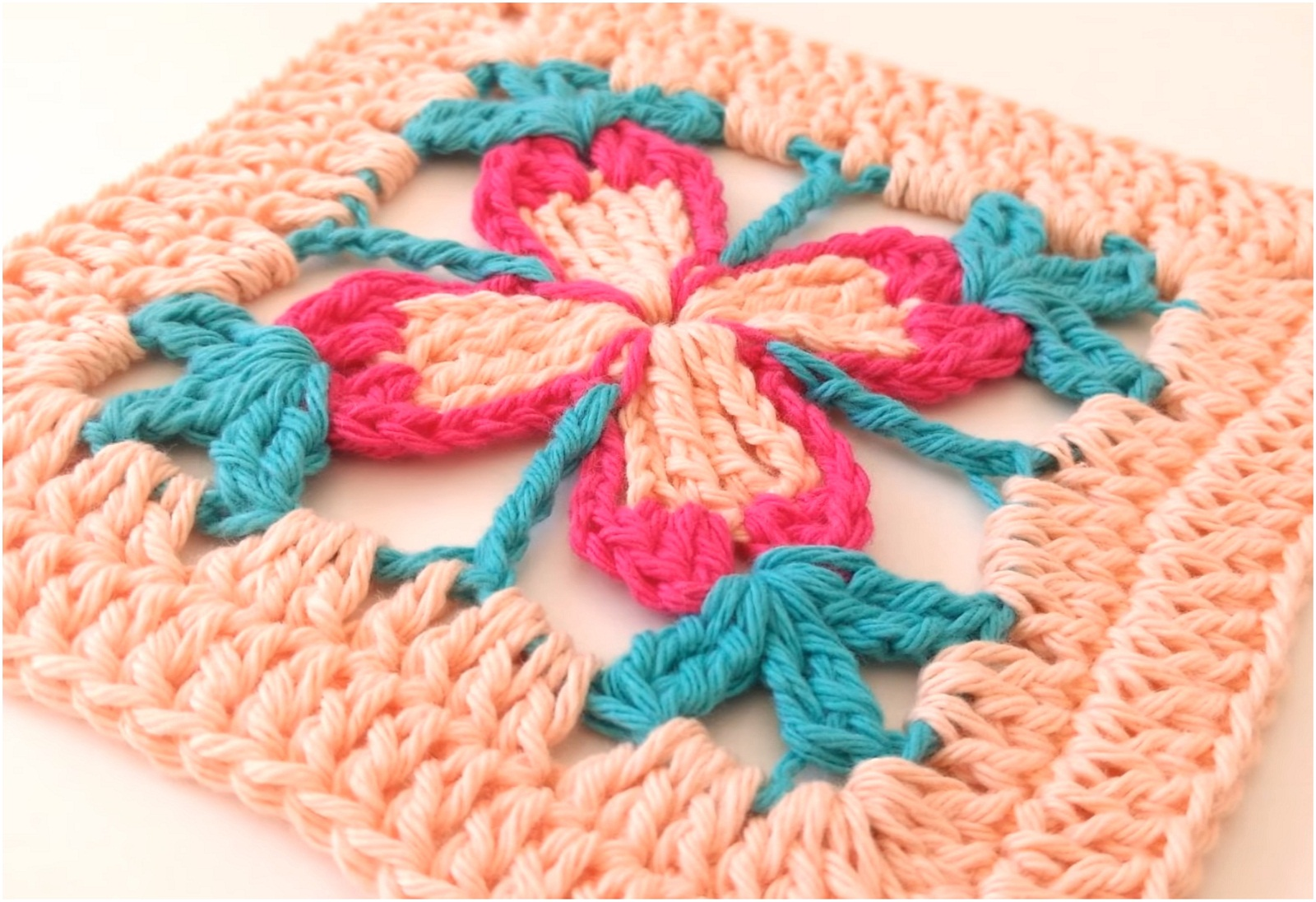 How To Make Granny Square – Crochet Tutorials