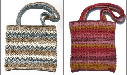 Crochet Bag Free Patterns