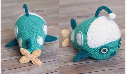 GUP-A Plushy Free Crochet Pattern