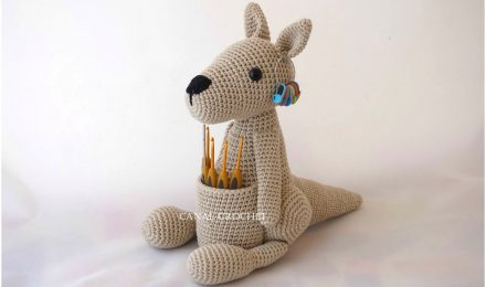 Kangaroo Amigurumi Crochet Tutorial