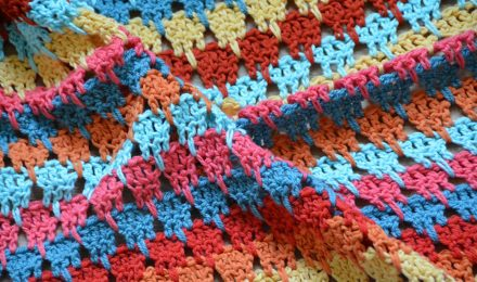 The Larksfoot Blanket Free Crochet Pattern