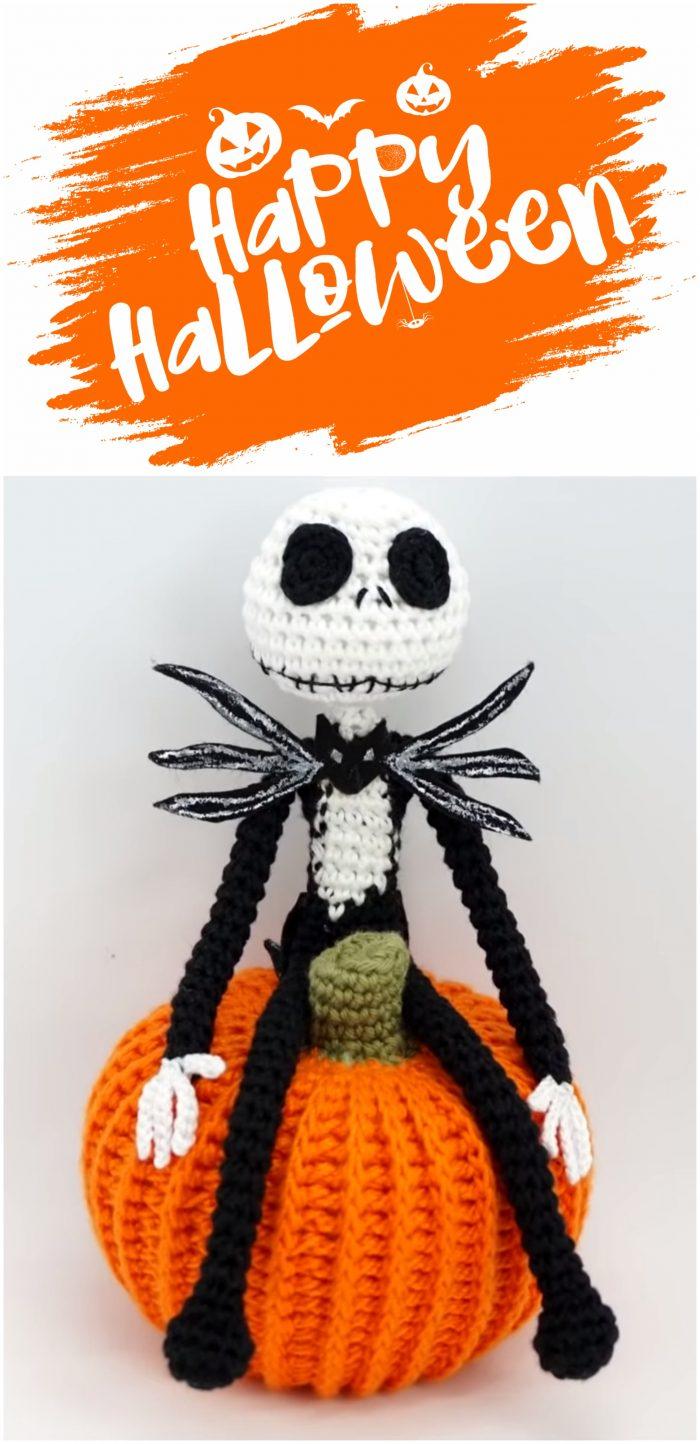 30 Free Halloween Crochet Patterns • Oombawka Design Crochet | 1444x700