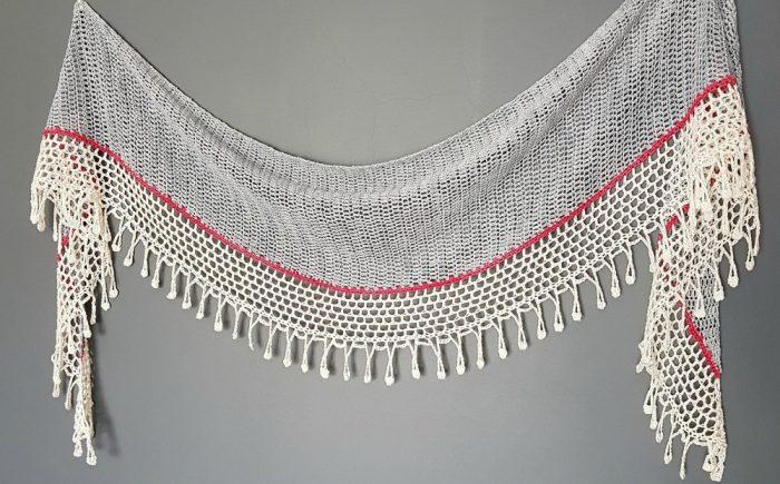 Calypso Shawl Free Crochet Pattern