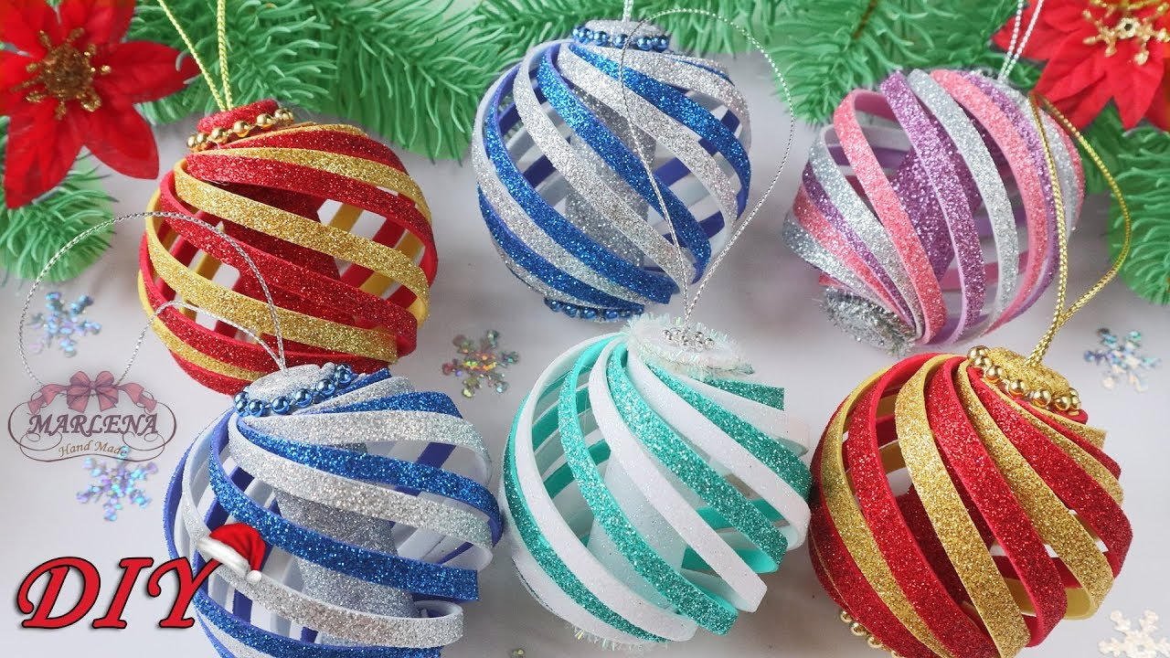 Quick & Easy Christmas Tree Decorations