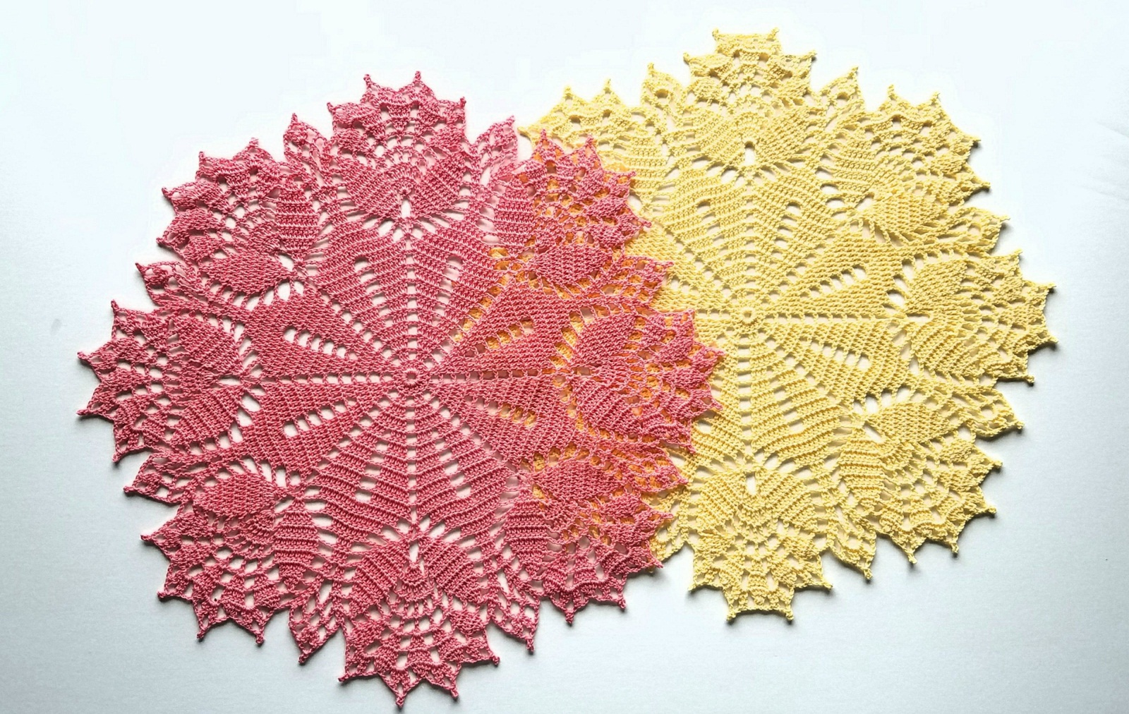 How To Crochet Tulip Doily