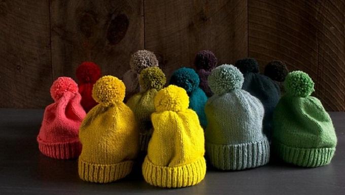 Classic Cuffed Hat Free Knitting Pattern