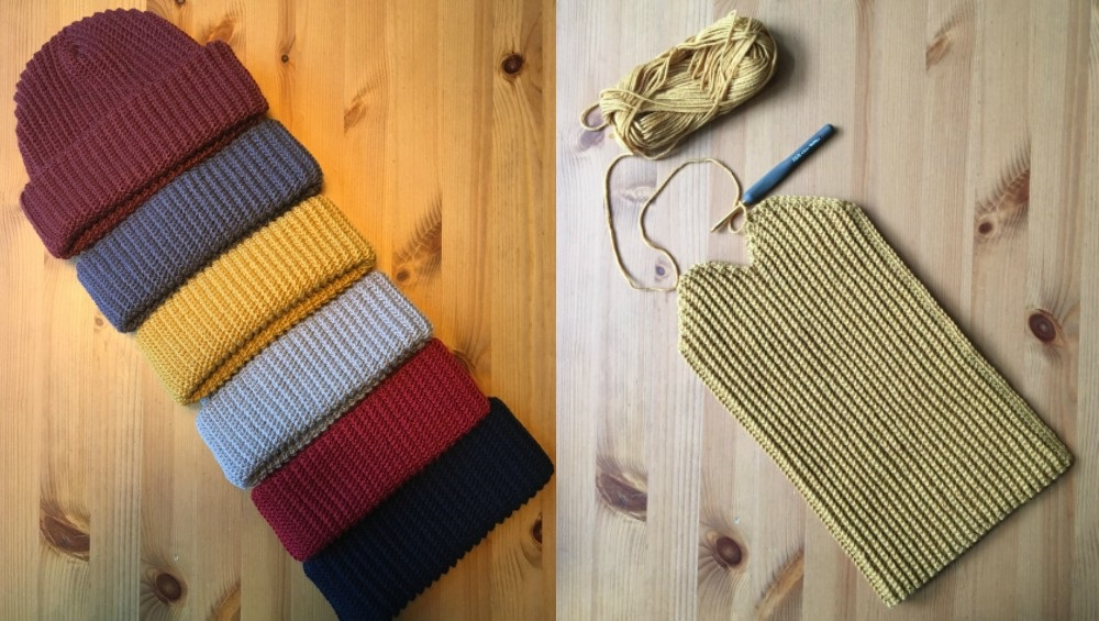 The Common People Hat Crochet Pattern