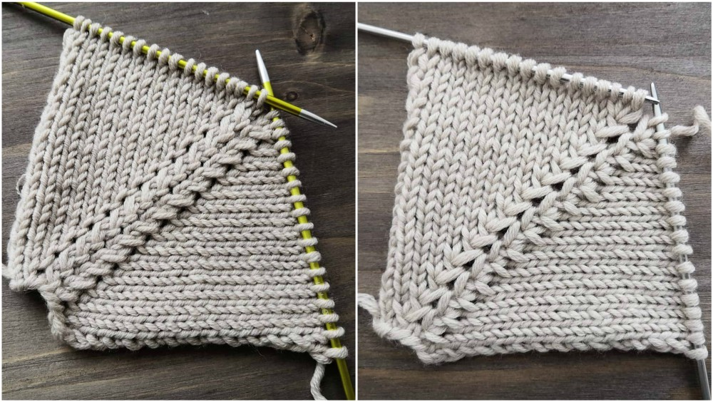 How To Knit The Raglan Line – Free Pattern + Video