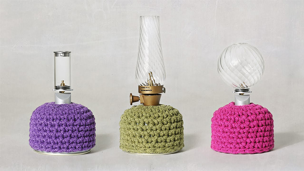 Crochet Lantern Cover / Gas Warmer Tutorial
