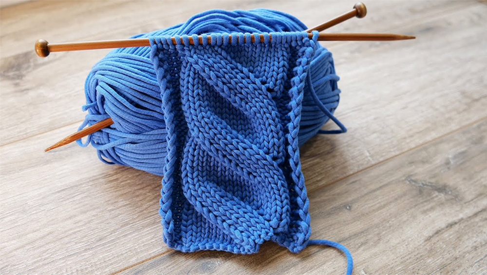 How To Knit Mock and Flat Cable Stitches In Style