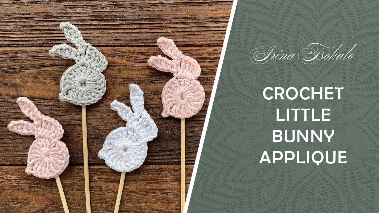 Crochet Cute Little Lollipop Bunnies For Easter