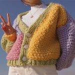 Crochet Chunky Sweater Of Your Dreams